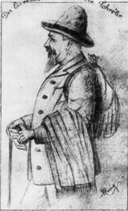 Vereinsgründer Karl Schröter (1893)