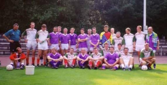 Spiel gegen Wuppertaler Rechtsanwälte (1993)